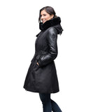 Nobis  AJIN  4-IN-1 Ladies  Swing Coat - RIME