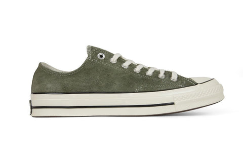 CONVERSE - CHUCK TAYLOR ALL STAR '70 OX - MEDIUM OLIVE/EGRET/EGRET