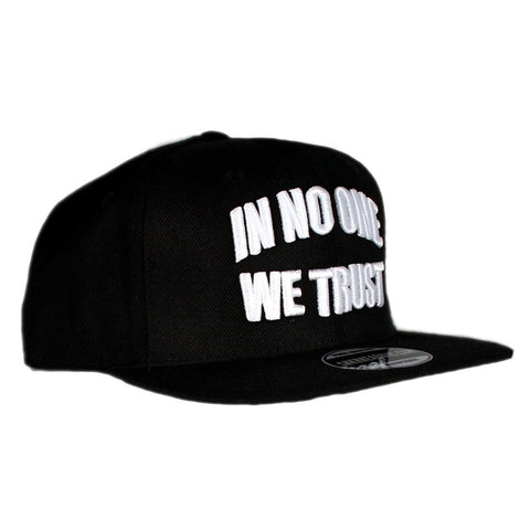 SNKR HEAD In No One We Trust Hat