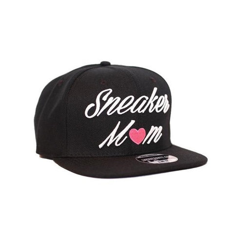 SNKR HEAD Sneaker Mom Hat (Snapback)