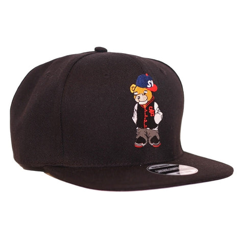 SNKR HEAD Petey the SNKR HEAD Bear Hat (Snapback)
