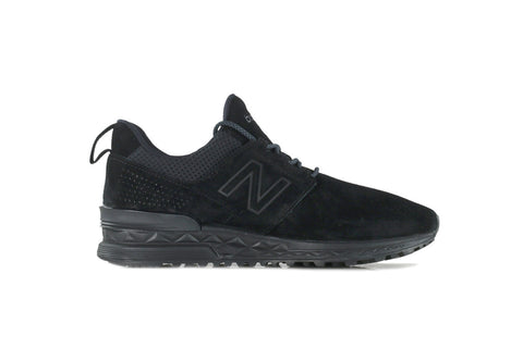 NEW BALANCE - MS574DA - BLACK
