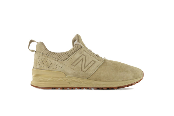 "New Balance MS574 -"" HEMP"" - RIME"