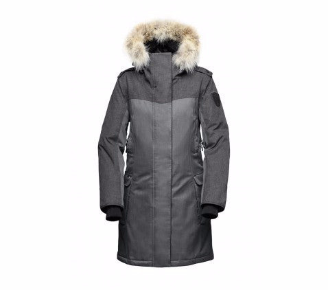 Nobis Women's Abby Knee Length Parka