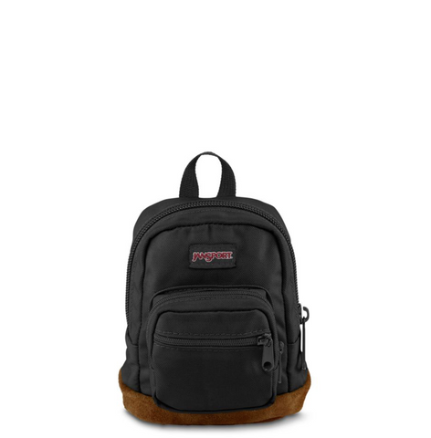 "JANSPORT- RIGHT POUCH ""BLACK"" - RIME"