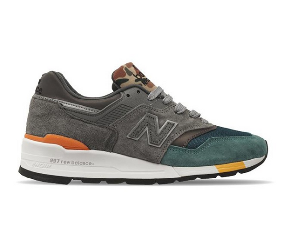 "NEW BALANCE - M997 ""MADE IN USA"" - RIME"