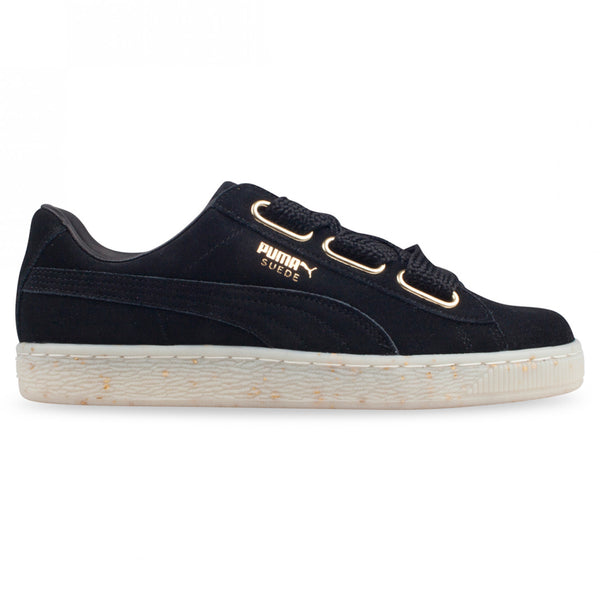PUMA - WM SUEDE HEART CELEBRATE [365561-01] - RIME