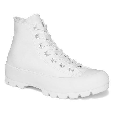 CONVERSE - WMN CHUCK TAYLOR ALL STAR LUGGED HI [565902C] - RIME