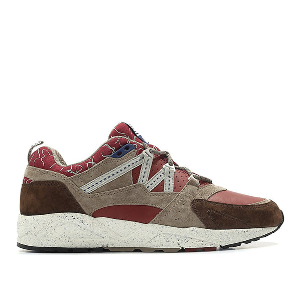 KARHU FUSION 2.0 'MOUNT SAANA 2' (RED / BROWN / OFF-WHITE) - RIME