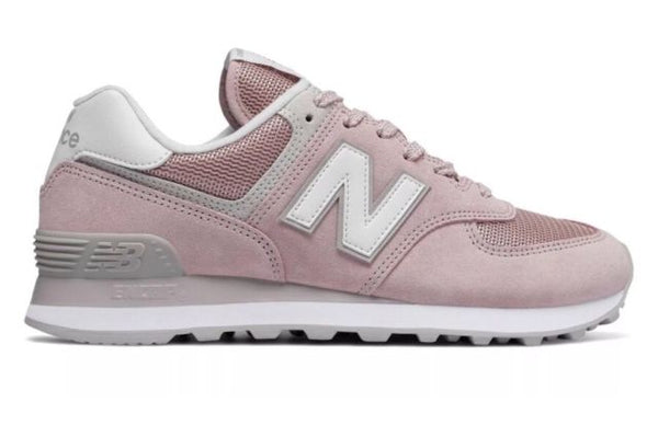 "NEW BALANCE - W574 ""Rose Pink"" [WOMENS] - RIME"