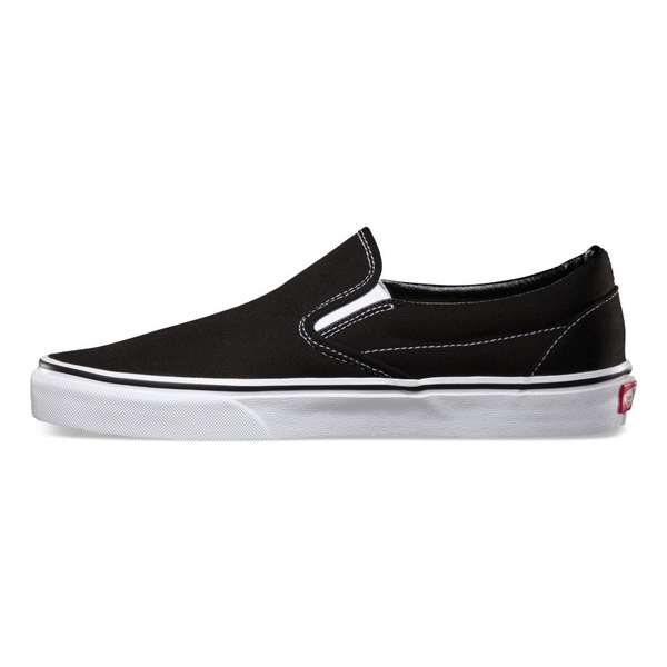 VANS - CLASSIC SLIP ON [VN000EYEBLK]
