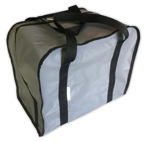 Small universal generator cover for the caravan or camper trailer
