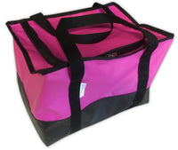 Womens Pink rodeo barrel racing tack gear bag