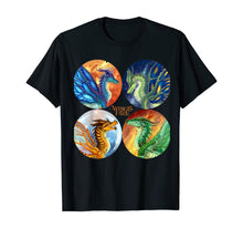 Load image into Gallery viewer, All Dragon Heroes Of The Lost Continent T Shirt