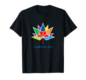 Official Licensed Canada 150th Anniversary T-Shirt