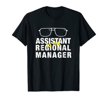 Load image into Gallery viewer, Assistant To The Regional Manager T-shirt