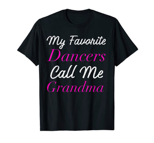 Dance Grandma Shirt