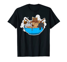 Load image into Gallery viewer, Ramen T-Shirt Kawaii Tshirt Funny Cats Tee Cute Gift