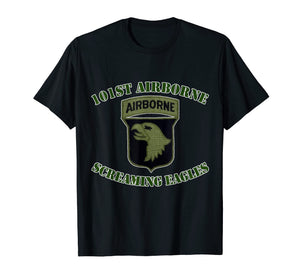 101st Airborne - US Army Vets T-shirt