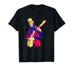Buckethead - t shirt Warm - WPAP