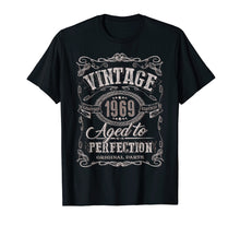 Load image into Gallery viewer, 50th Birthday gift shirt Vintage dude 1969 50 year old shirt