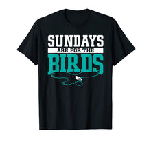 Load image into Gallery viewer, Sundays Are For The Birds Eagle T-Shirt