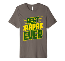 Load image into Gallery viewer, Best Papai Ever Awesome Brazilian Dad Brazil T-shirt Gift