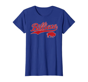 Billieve | Buffalo New York Bills Mafia Football Fan Gift T-Shirt