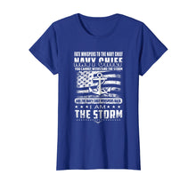 Load image into Gallery viewer, Navy Chief Tshirt, Fate Whispers To The Navy Chief You Canno