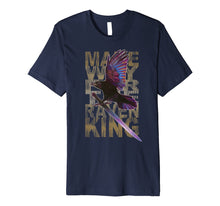 Load image into Gallery viewer, Make Way for The Raven King T-Shirt