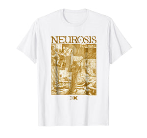Neurosis T Shirt Cult Band
