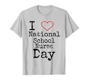 National School Nurse Day Shirt - Funny School Nurse Day Tee