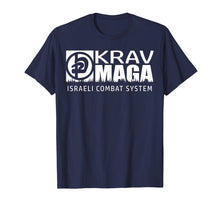 Load image into Gallery viewer, KRAV MAGA TSHIRT, KRAV MAGA SHIRT, MMA TSHIRT
