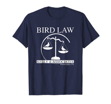 Load image into Gallery viewer, Philadelphia School Of Bird Law Shirt