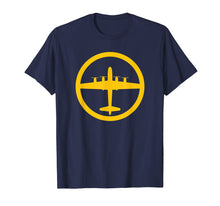 Load image into Gallery viewer, B-29 Superfortress (Yellow) World War II Airplane T-Shirt