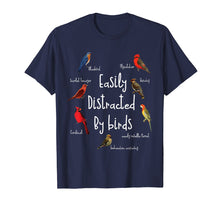 Load image into Gallery viewer, Easily Distracted by Birds Kids T Shirt