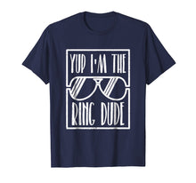 Load image into Gallery viewer, Kids Yup I'm The Ring Dude Funny Boys Wedding Bearer T-Shirt