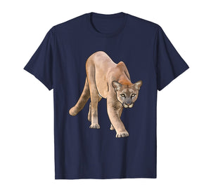 Mountain Lion Inspired Hunting T-Shirt