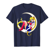 Load image into Gallery viewer, Moon Sailor T-shirt