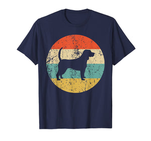 Beagle Shirt - Vintage Retro Beagle Dog T-Shirt