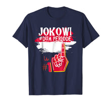 Load image into Gallery viewer, Jokowi t shirt; Jokowi No 1 t shirt; Jokowi tshirt;