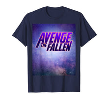 Load image into Gallery viewer, Avenge The Fallen Superhero Themed T-Shirt