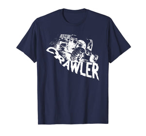 Rc car rock crawler or scaling scale rc offroad truck T-Shirt
