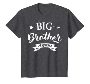 Big Brother Again 2019 Announcement Siblings T Shirts