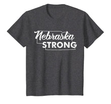 Load image into Gallery viewer, Nebraska Strong T Shirt vintage gift for men womens