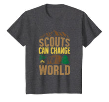 Load image into Gallery viewer, Scout T Shirt Cub Scouting Dad Troop Leader Camp Boy Gift