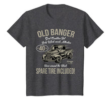 Load image into Gallery viewer, 40th Birthday T-Shirt Vintage Old Banger 40 years old Gift