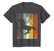 Load image into Gallery viewer, Retro Vintage Horse Lover Gift T-Shirt | Horseback Riding