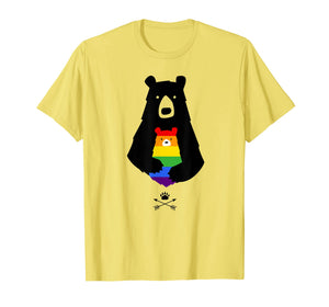LGBT Mom Mama Bear LGBT Shirt Mothers Gift