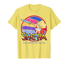 Load image into Gallery viewer, She-Ra And The Princess of Power Rainbow T-shirt